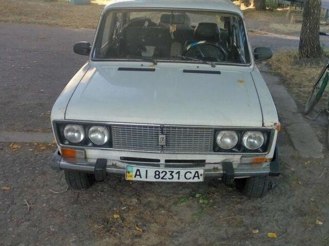Белый ВАЗ 2106, объемом двигателя 1.3 л и пробегом 85 тыс. км за 650 $, фото 1 на Automoto.ua
