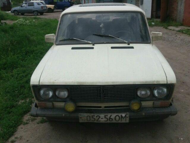 Белый ВАЗ 2106, объемом двигателя 1.3 л и пробегом 30 тыс. км за 1000 $, фото 1 на Automoto.ua