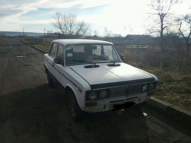 Белый ВАЗ 2106, объемом двигателя 1.5 л и пробегом 1 тыс. км за 450 $, фото 1 на Automoto.ua