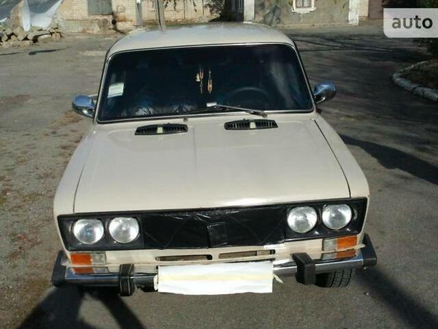 Бежевый ВАЗ 2106, объемом двигателя 1.3 л и пробегом 1 тыс. км за 1400 $, фото 1 на Automoto.ua