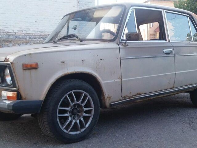 Бежевый ВАЗ 2106, объемом двигателя 1.3 л и пробегом 150 тыс. км за 650 $, фото 1 на Automoto.ua
