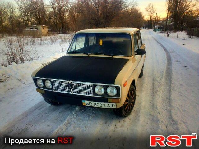 Бежевий ВАЗ 2106, об'ємом двигуна 1.6 л та пробігом 75 тис. км за 850 $, фото 1 на Automoto.ua