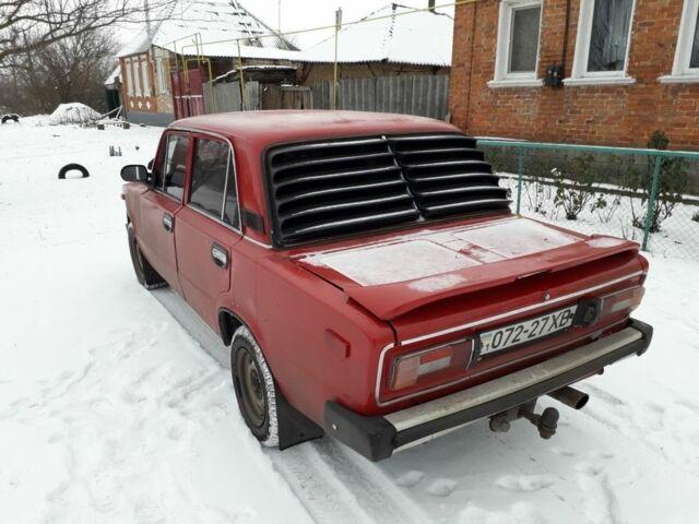 Червоний ВАЗ 2106, об'ємом двигуна 1.5 л та пробігом 60 тис. км за 1500 $, фото 1 на Automoto.ua