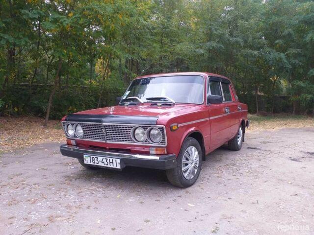 Красный ВАЗ 2106, объемом двигателя 1.5 л и пробегом 100 тыс. км за 1200 $, фото 1 на Automoto.ua
