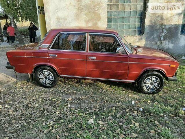 Красный ВАЗ 2106, объемом двигателя 1.6 л и пробегом 5 тыс. км за 2700 $, фото 1 на Automoto.ua