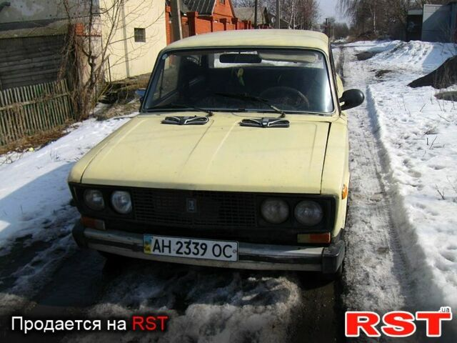 ВАЗ 2106, объемом двигателя 1.5 л и пробегом 49 тыс. км за 400 $, фото 1 на Automoto.ua