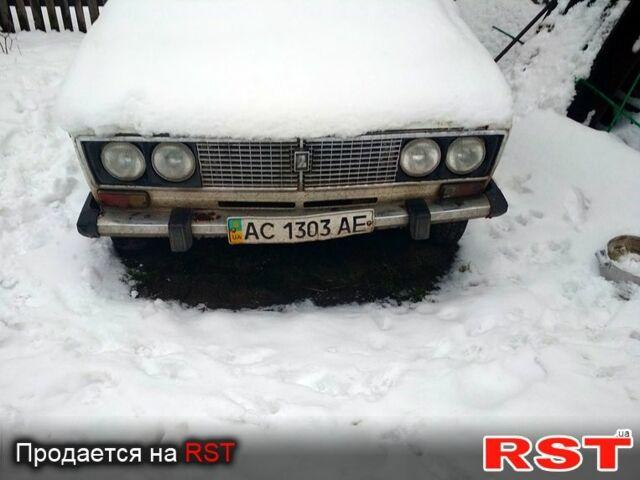 ВАЗ 2106, объемом двигателя 1.2 л и пробегом 1000 тыс. км за 300 $, фото 1 на Automoto.ua