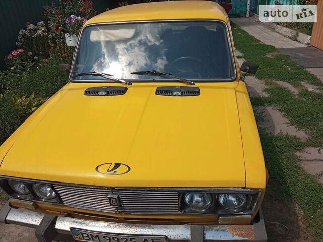 Желтый ВАЗ 2106, объемом двигателя 1.5 л и пробегом 64 тыс. км за 900 $, фото 1 на Automoto.ua