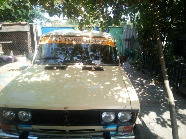 Желтый ВАЗ 2106, объемом двигателя 12 л и пробегом 1 тыс. км за 559 $, фото 1 на Automoto.ua