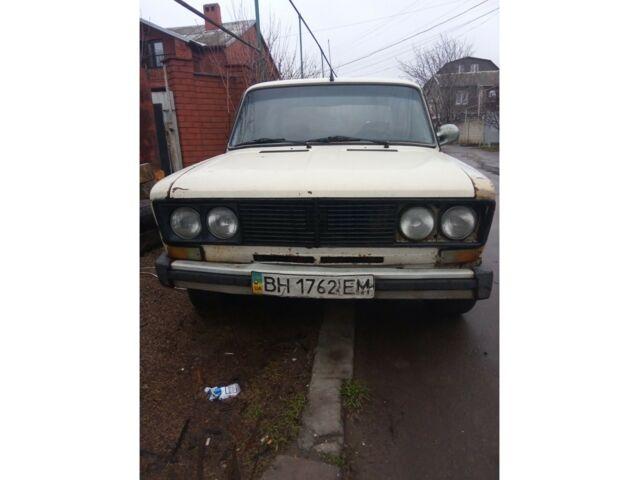Серый ВАЗ 2106, объемом двигателя 1.3 л и пробегом 50 тыс. км за 600 $, фото 1 на Automoto.ua