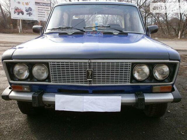 Синій ВАЗ 2106, об'ємом двигуна 1.3 л та пробігом 56 тис. км за 0 $, фото 1 на Automoto.ua