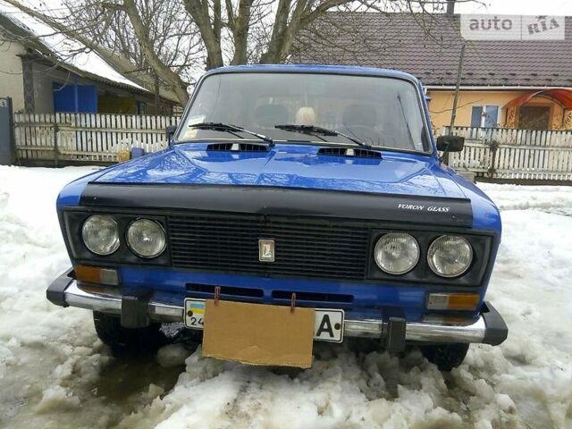 Синій ВАЗ 2106, об'ємом двигуна 1.5 л та пробігом 33 тис. км за 1700 $, фото 1 на Automoto.ua