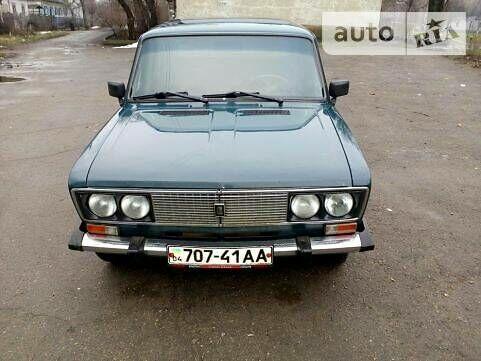 Синій ВАЗ 2106, об'ємом двигуна 1.5 л та пробігом 100 тис. км за 2000 $, фото 1 на Automoto.ua
