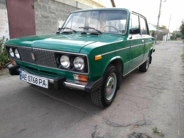 Зеленый ВАЗ 2106, объемом двигателя 1.3 л и пробегом 77 тыс. км за 2299 $, фото 1 на Automoto.ua