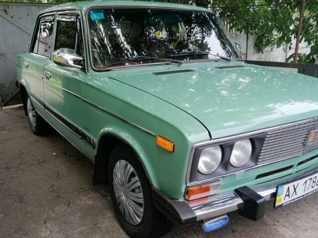Зелений ВАЗ 2106, об'ємом двигуна 1.3 л та пробігом 172 тис. км за 1500 $, фото 1 на Automoto.ua