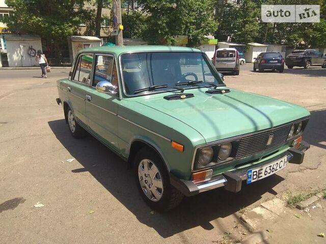 Зеленый ВАЗ 2106, объемом двигателя 1.5 л и пробегом 81 тыс. км за 2099 $, фото 1 на Automoto.ua