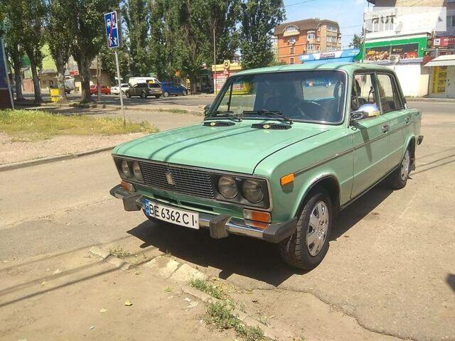 Зелений ВАЗ 2106, об'ємом двигуна 1.5 л та пробігом 81 тис. км за 2400 $, фото 1 на Automoto.ua