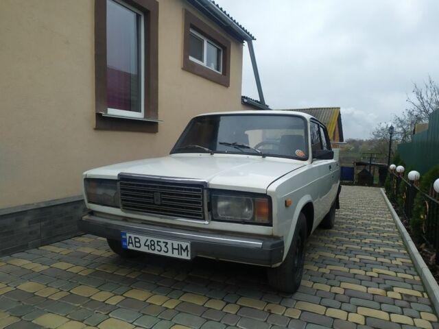 Білий ВАЗ 2107, об'ємом двигуна 1.5 л та пробігом 10 тис. км за 1350 $, фото 1 на Automoto.ua