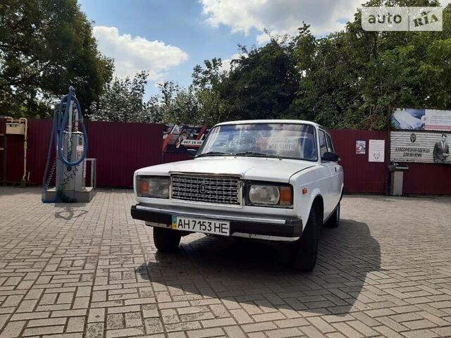 ВАЗ 2107, объемом двигателя 0 л и пробегом 1 тыс. км за 1200 $, фото 1 на Automoto.ua
