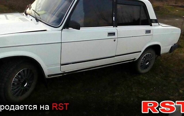ВАЗ 2107, объемом двигателя 1.5 л и пробегом 112 тыс. км за 1300 $, фото 1 на Automoto.ua