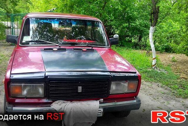 ВАЗ 2107, объемом двигателя 1.5 л и пробегом 49 тыс. км за 1300 $, фото 1 на Automoto.ua