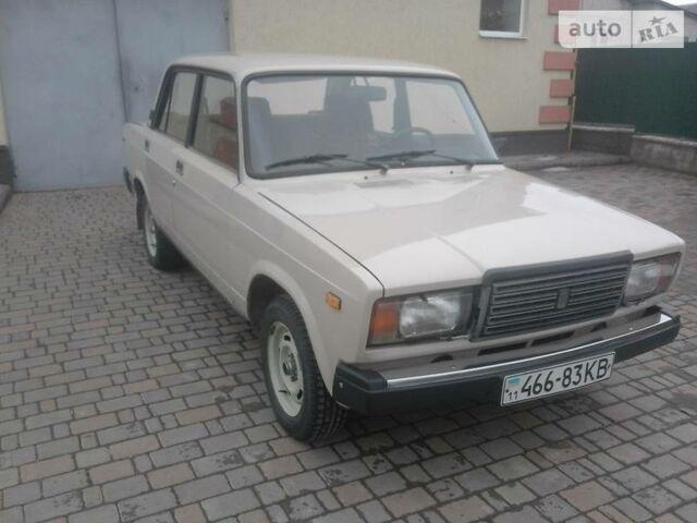 ВАЗ 2107, об'ємом двигуна 1.6 л та пробігом 39 тис. км за 2000 $, фото 1 на Automoto.ua