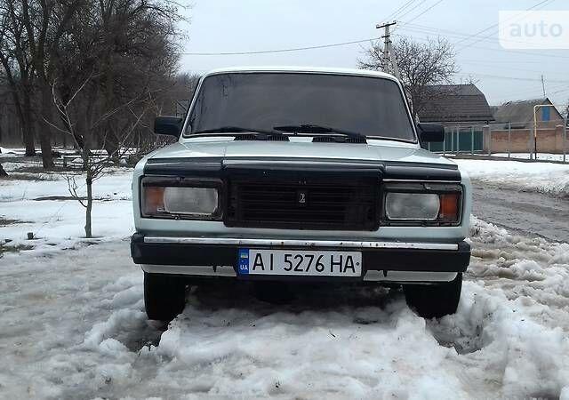 ВАЗ 2107, об'ємом двигуна 1.6 л та пробігом 51 тис. км за 1400 $, фото 1 на Automoto.ua