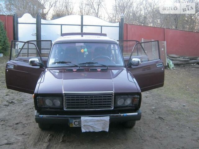 ВАЗ 2107, объемом двигателя 1.6 л и пробегом 111 тыс. км за 2600 $, фото 1 на Automoto.ua