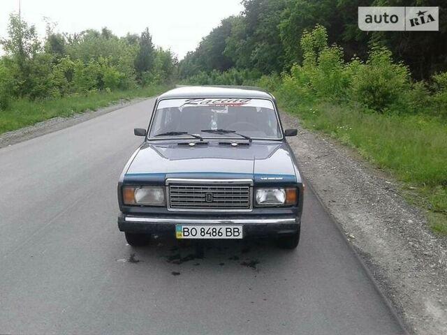 Сірий ВАЗ 2107, об'ємом двигуна 1.5 л та пробігом 51 тис. км за 2400 $, фото 1 на Automoto.ua
