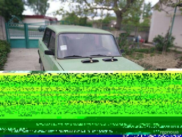 Зеленый ВАЗ 2107, объемом двигателя 0 л и пробегом 16 тыс. км за 800 $, фото 1 на Automoto.ua