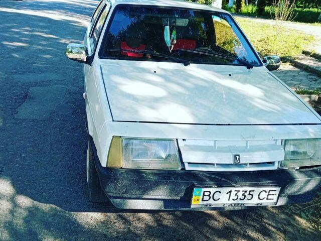 Белый ВАЗ 2108, объемом двигателя 1.6 л и пробегом 40 тыс. км за 0 $, фото 1 на Automoto.ua