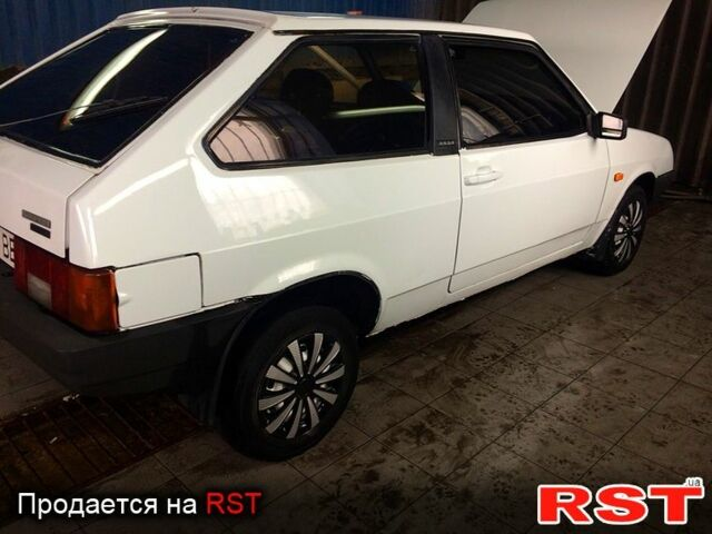 Білий ВАЗ 2108, об'ємом двигуна 1.5 л та пробігом 89 тис. км за 920 $, фото 1 на Automoto.ua