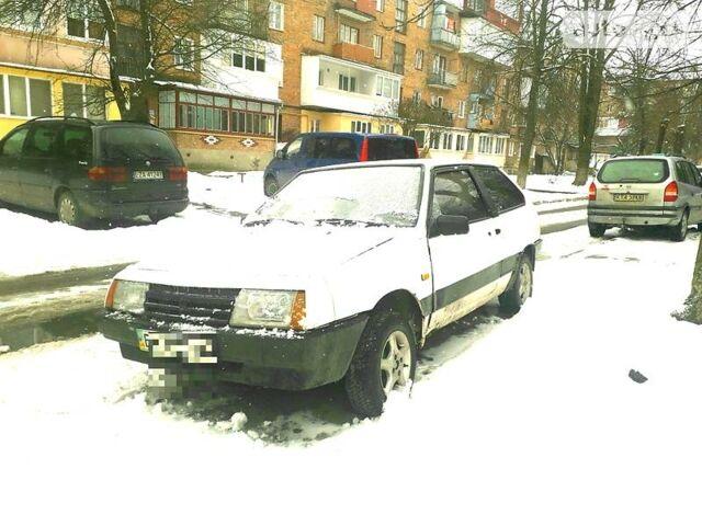 Білий ВАЗ 2108, об'ємом двигуна 1.3 л та пробігом 67 тис. км за 1000 $, фото 1 на Automoto.ua