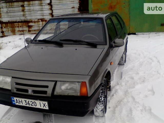 Асфальт ВАЗ 2109, объемом двигателя 1.5 л и пробегом 1 тыс. км за 2400 $, фото 1 на Automoto.ua