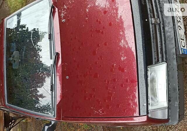 Красный ВАЗ 2109, объемом двигателя 1.5 л и пробегом 150 тыс. км за 2500 $, фото 1 на Automoto.ua