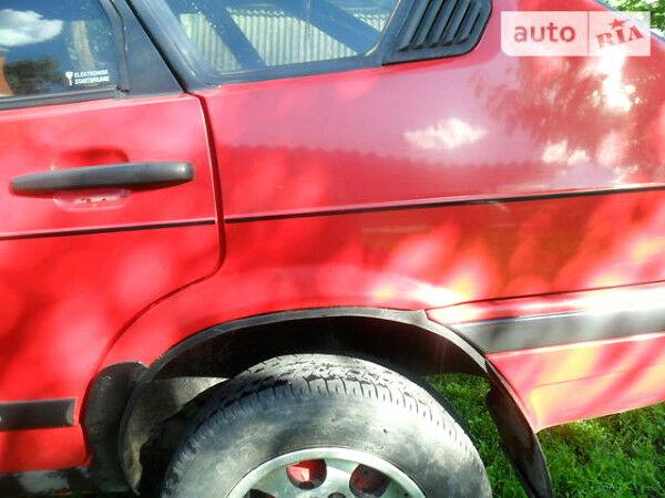 Красный ВАЗ 2109, объемом двигателя 1.5 л и пробегом 148 тыс. км за 2250 $, фото 1 на Automoto.ua