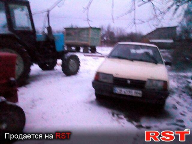 ВАЗ 2109, объемом двигателя 1.5 л и пробегом 100 тыс. км за 1550 $, фото 1 на Automoto.ua