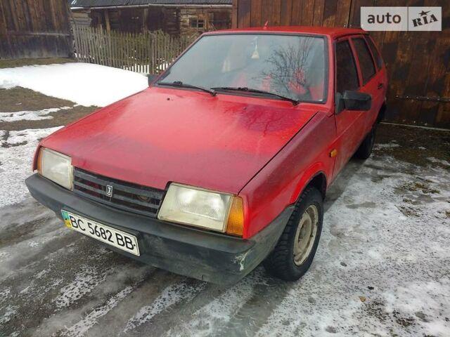ВАЗ 2109, об'ємом двигуна 1.3 л та пробігом 91 тис. км за 1150 $, фото 1 на Automoto.ua