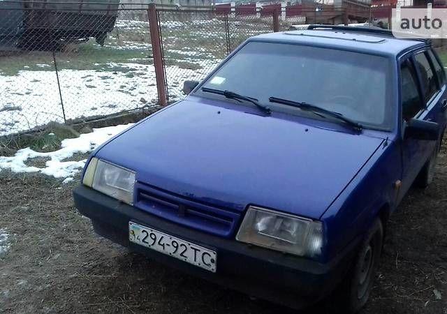 ВАЗ 2109, об'ємом двигуна 1.3 л та пробігом 1 тис. км за 1300 $, фото 1 на Automoto.ua