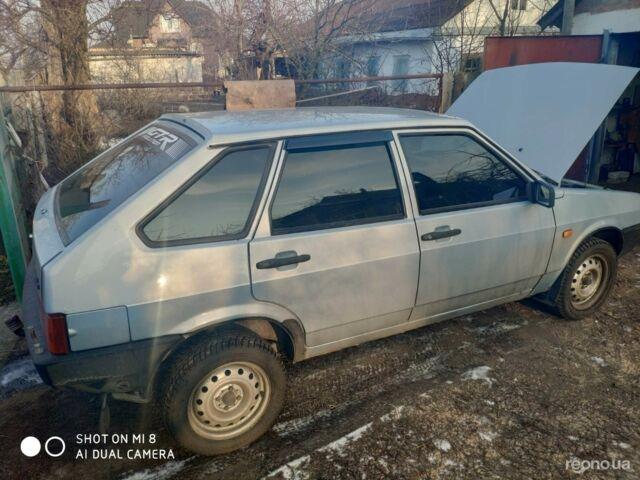 Серый ВАЗ 2109, объемом двигателя 1.5 л и пробегом 170 тыс. км за 2500 $, фото 1 на Automoto.ua