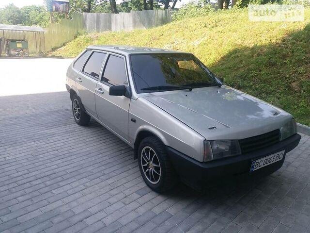 Серый ВАЗ 2109, объемом двигателя 1.5 л и пробегом 240 тыс. км за 2600 $, фото 1 на Automoto.ua