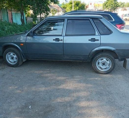 Серый ВАЗ 2109, объемом двигателя 1.6 л и пробегом 82 тыс. км за 3700 $, фото 1 на Automoto.ua
