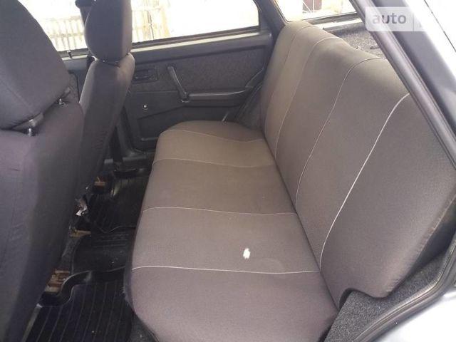 Сірий ВАЗ 2109, об'ємом двигуна 1.5 л та пробігом 154 тис. км за 2700 $, фото 1 на Automoto.ua