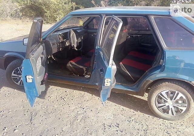 Синій ВАЗ 2109, об'ємом двигуна 1.5 л та пробігом 181 тис. км за 2400 $, фото 1 на Automoto.ua