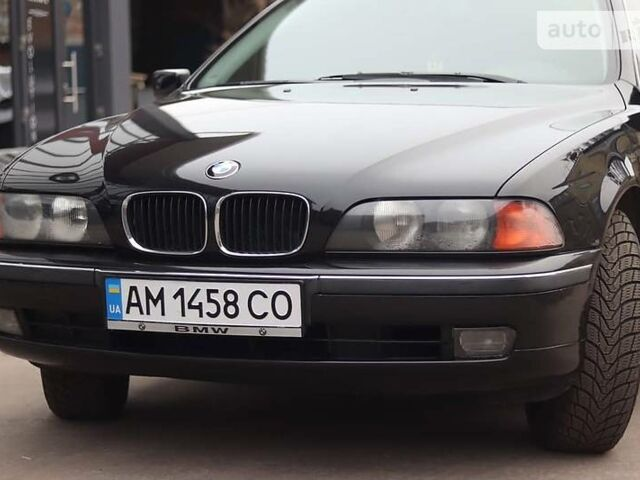 Черный ВАЗ 21099, объемом двигателя 2 л и пробегом 158 тыс. км за 6500 $, фото 1 на Automoto.ua