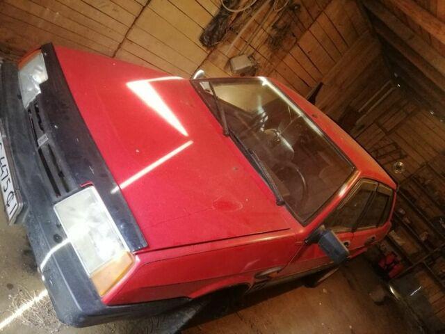 Красный ВАЗ 21099, объемом двигателя 1.5 л и пробегом 250 тыс. км за 1750 $, фото 1 на Automoto.ua