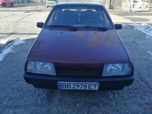 Червоний ВАЗ 21099, об'ємом двигуна 1.5 л та пробігом 270 тис. км за 2500 $, фото 1 на Automoto.ua