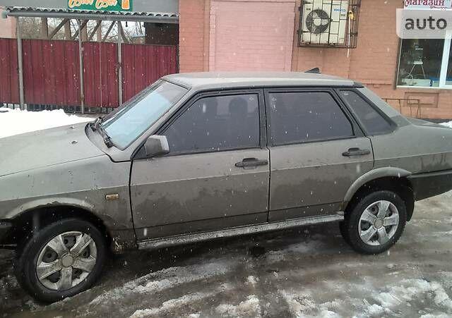 ВАЗ 21099, об'ємом двигуна 0 л та пробігом 123 тис. км за 1500 $, фото 1 на Automoto.ua