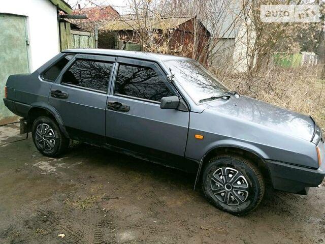 ВАЗ 21099, объемом двигателя 0 л и пробегом 220 тыс. км за 3200 $, фото 1 на Automoto.ua