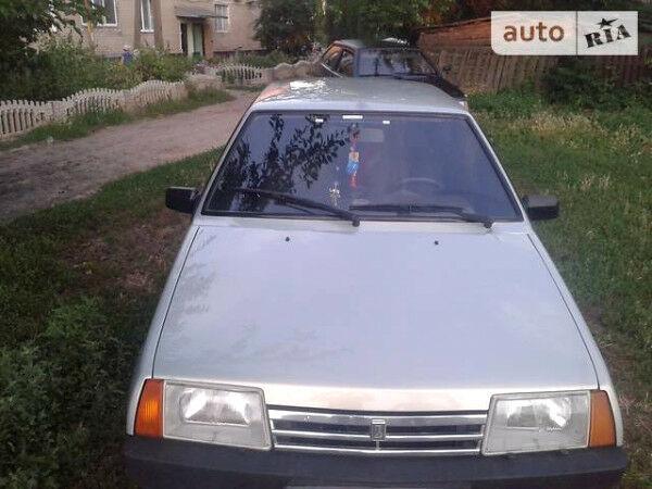 Сафари ВАЗ 21099, объемом двигателя 1.5 л и пробегом 157 тыс. км за 2600 $, фото 1 на Automoto.ua